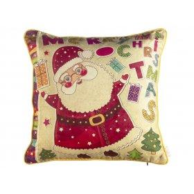 Подушка Новогодняя сказка-1 45х45
