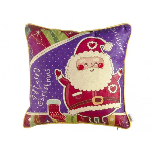 Подушка Новогодняя сказка-5 45х45