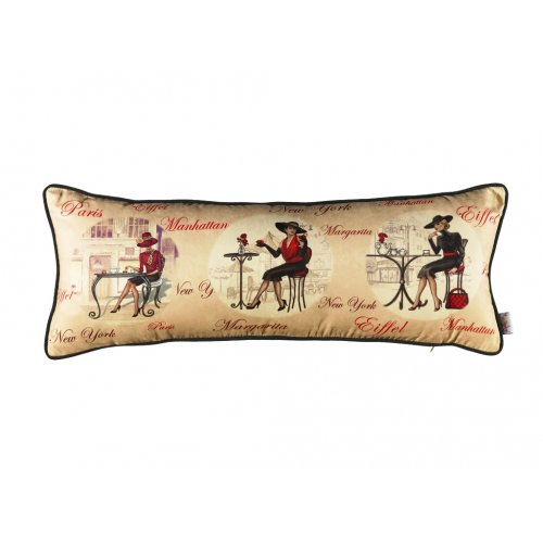Подушка Известные леди 25х70