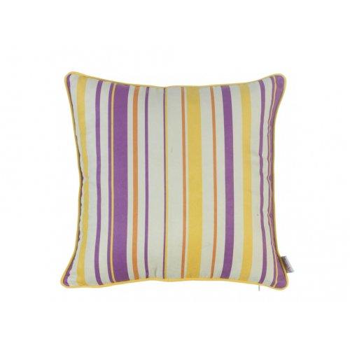 Подушка Загадочные фиалки-2 45х45