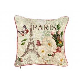 Подушка Весна в Париже 45х45