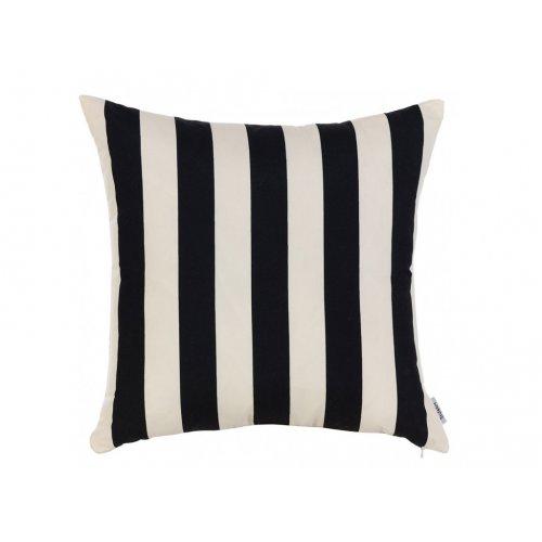 Декоративный чехол Черно-белые узоры-1 45х45