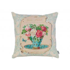Декоративный чехол Нежные розы-2 45х45