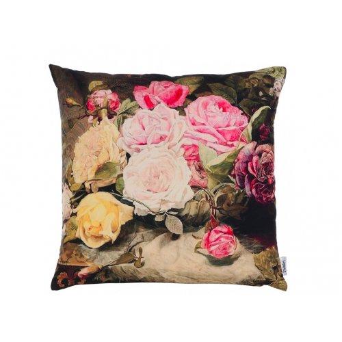 Подушка Цветочный натюрморт 45х45