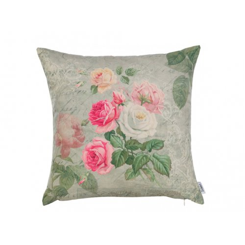 Подушка Нежные розы-4 45х45