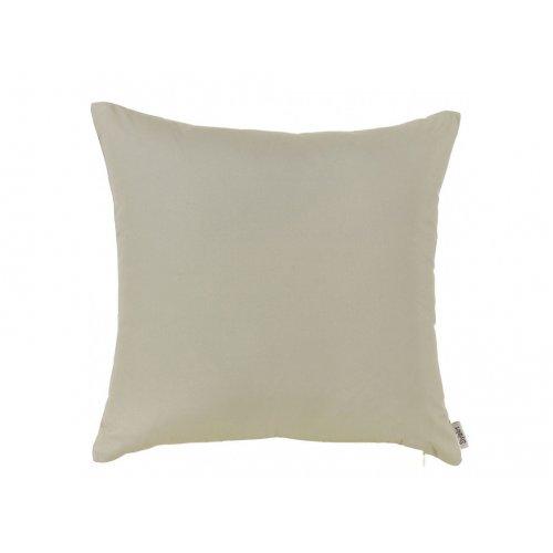 Подушка Светлый металлик 45х45