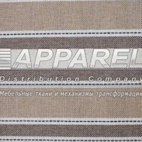 Рогожка Lumins stripe 07 beige