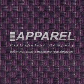 Рогожка Praga 04 violet