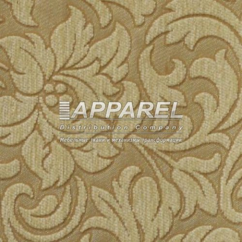 Ткань Шенилл Adajio frowers beige