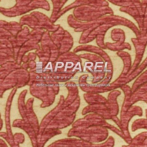 Ткань Шенилл Adajio frowers roze