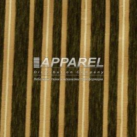 Ткань Шенилл Adajio stripe green