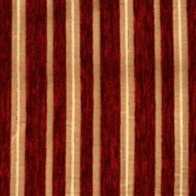Ткань Шенилл Adajio stripe red