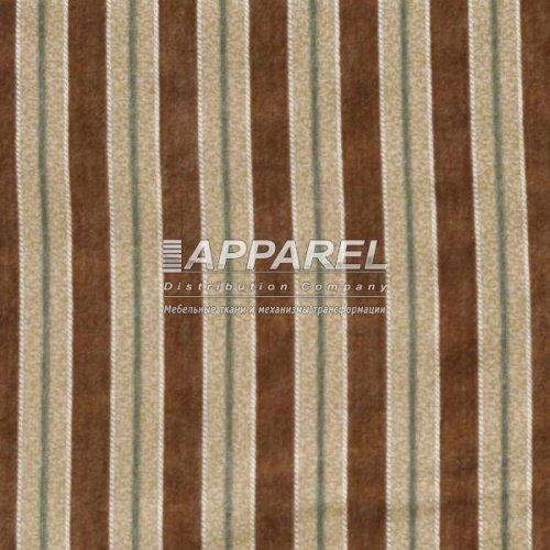 Ткань Шенилл Bruksel stripe beige
