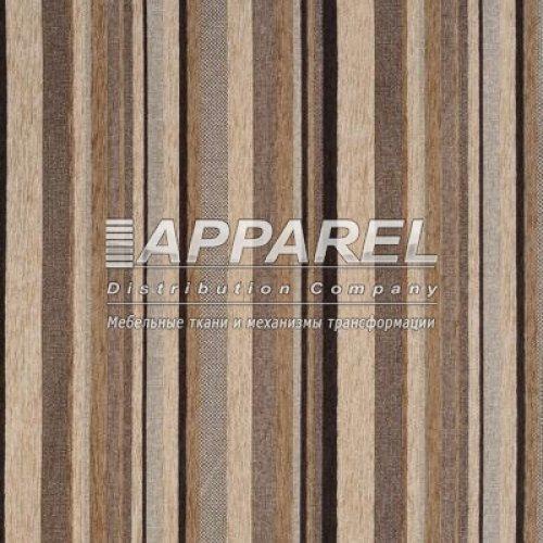 Ткань Шенилл Gaudi brown