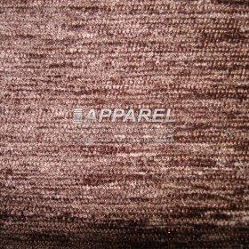 Ткань Шенилл Hrizantem plain brown