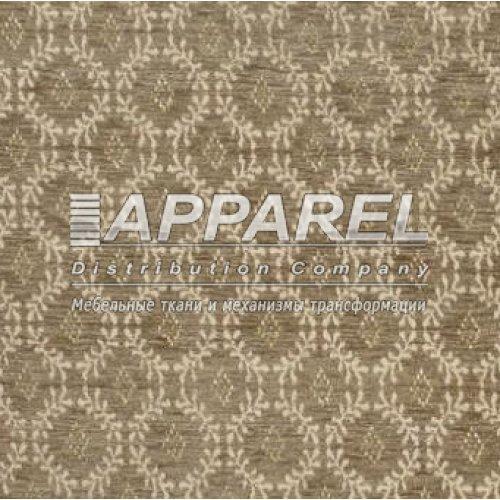 Ткань Шенилл Kristal rombiki beige 32