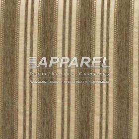 Ткань Шенилл Kristal stripe beige 32