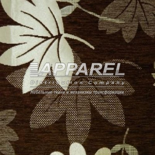 Ткань Шенилл Yaren chocolate