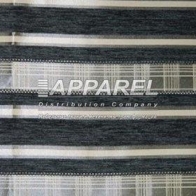 Ткань Шенилл Yaren grey stripe