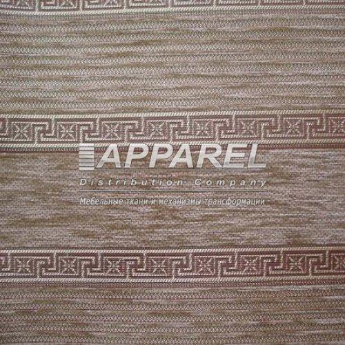 Ткань Шенилл Zenit plain 209-1 brown
