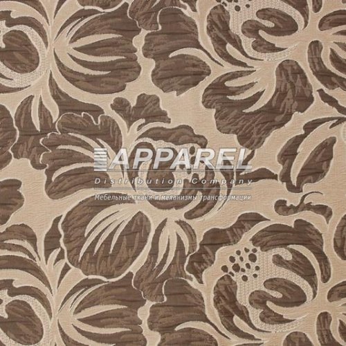 Жаккард Chicago flowers beige