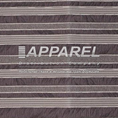 Жаккард Chicago stripe dark brown