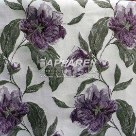 Жаккард Furor violet 1-A