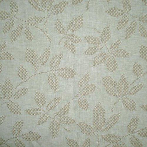 Жаккард Leroy flowers beige
