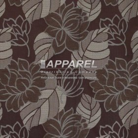 Жаккард Marsel flowers brown