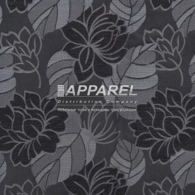 Жаккард Marsel flowers grey