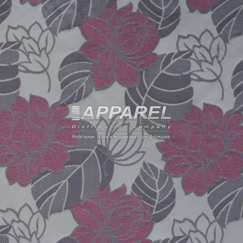 Жаккард Marsel flowers rose