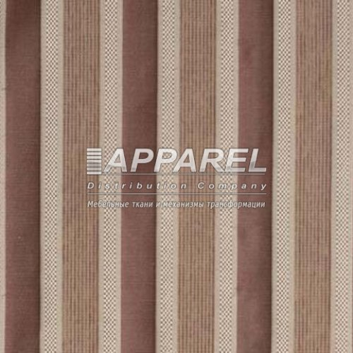 Жаккард Marsel stripe brown