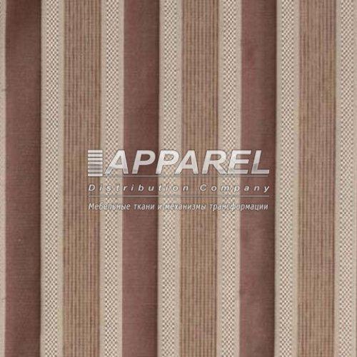 Жаккард Marsel stripe brown