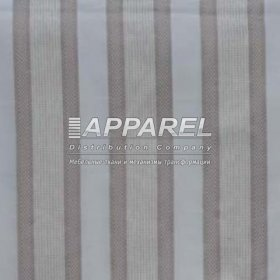 Жаккард Marsel stripe white