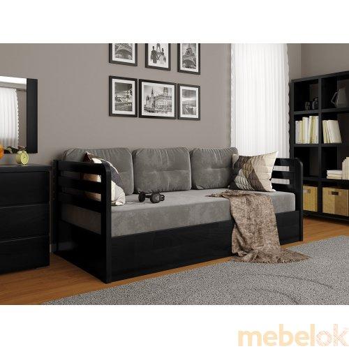 Кровать Немо Люкс сосна 80x190
