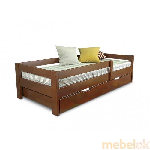 Кровать Альф дуб 90х200