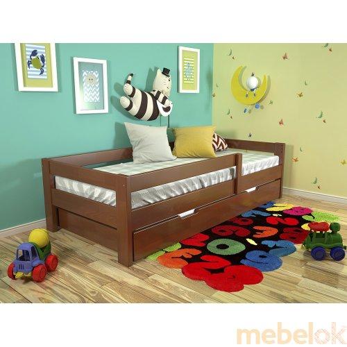 Кровать Альф бук 90х200