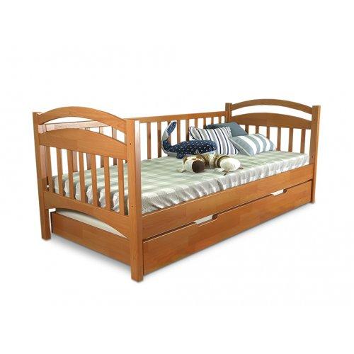 Кровать Алиса дуб 90х200