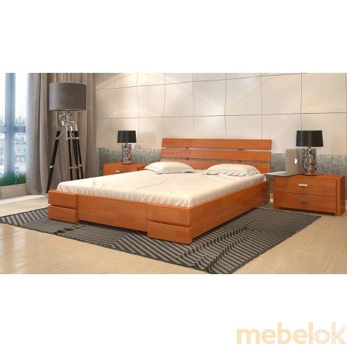 Кровать Дали Люкс сосна 140х200