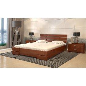Кровать Дали Люкс бук 120х200