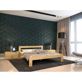 Полуторная кровать Опера сосна 120х190