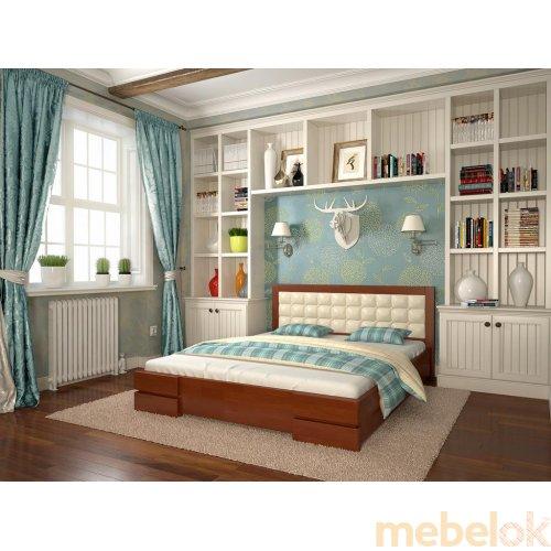 Кровать Регина бук 120х190
