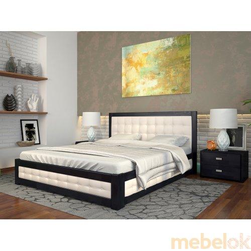 Кровать Рената М бук 160х200
