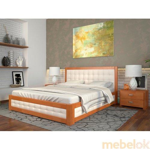 Кровать Рената М бук 180х200