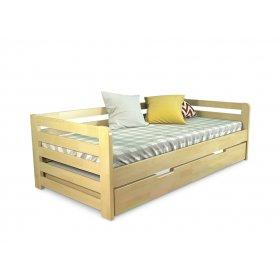 Кровать Немо дуб 80х190