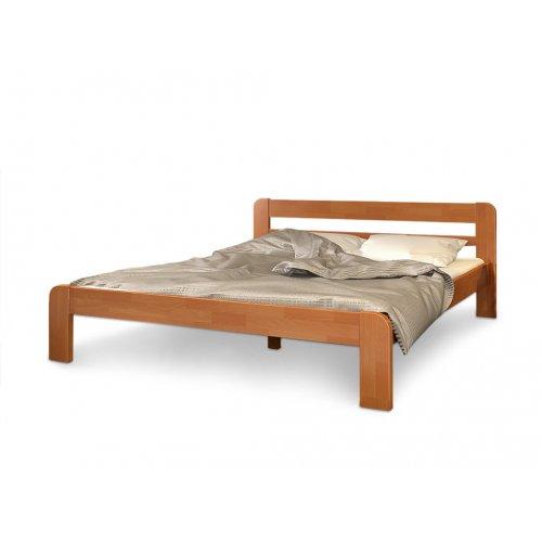 Двуспальная кровать Опера дуб 160х200