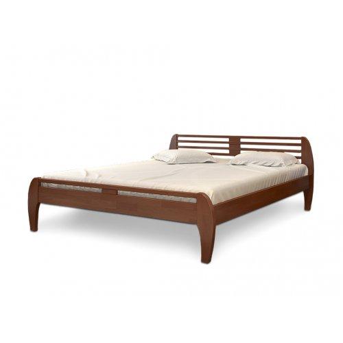 Односпальная кровать Поло сосна 90х200