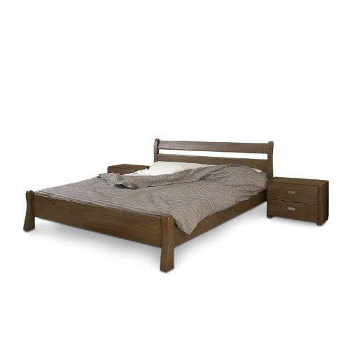 Двуспальная кровать Венеция дуб 160х200