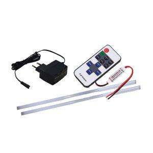 Комплект подсветки опционной (лампа 360 мм 1шт, 760 мм 1шт, блок с пультом)