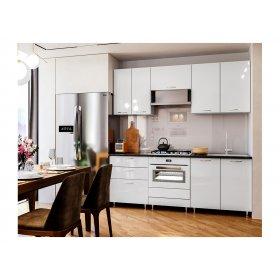 Кухня София белый глянец 2,0 м